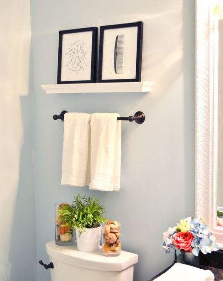 17 Ideas For Bath Room Shelf Above Toilet Towel Racks Shelves Above Toilet Room Shelves Room Update