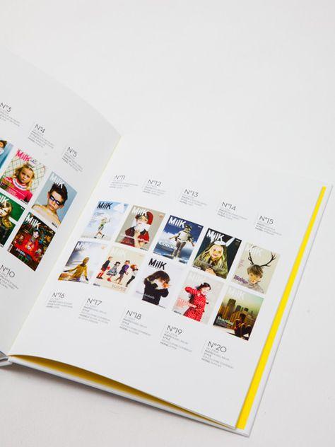 Le MilK Anniversary Book est disponible! Préface par Stella McCartney!