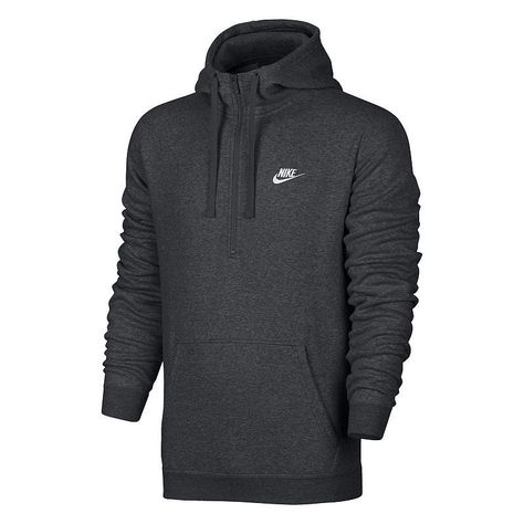 6f74d0f2b5c7 Men s Nike Club Half-Zip Fleece Hoodie