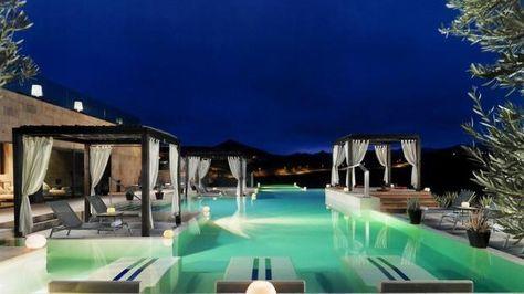 Ein Traum für Pool-Fans: Sieben Pools mit getrenntem Kinderbecken warten im Sheraton Gran Canaria Salobre Golf Resort auf Euch!  #GranCanaria #traumpool #lastminute #urlaub  www.bucher-reisen.de