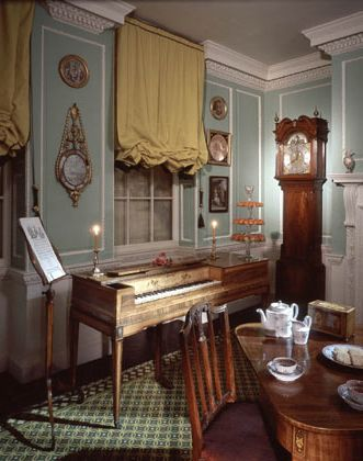 Georgian Interior Design