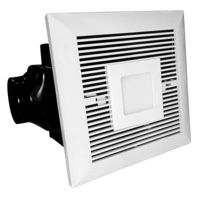 Top 12 Best Bathroom Exhaust Fans With Heaters In 2019 With