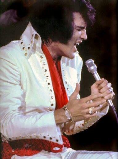 Elvis Presley - beautiful hands