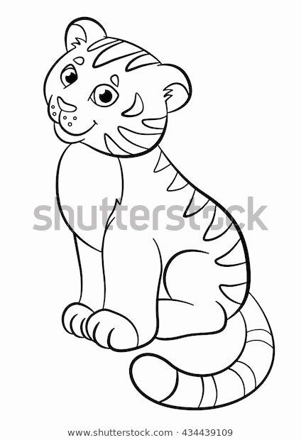Cartoon Tiger Coloring Pages Unique D N D Dºd D D N D Dµdºn D N D D N D N D N D Dºd Coloring Pages Wild Ani Animal Coloring Pages Animals Wild Cartoon Tiger