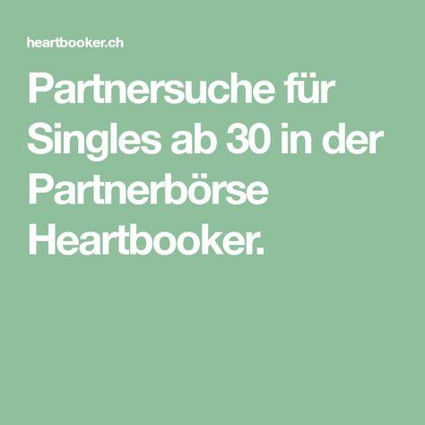 Partnersuche für singles