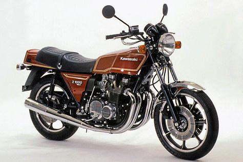 Kawasaki Z 1000 ST (1979)