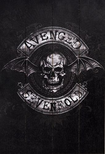 AVENGED SEVENFOLD - Vintage Logo
