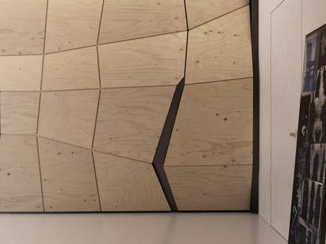 Unique Transformer Apartment Concept Skins And Surfaces Muebles