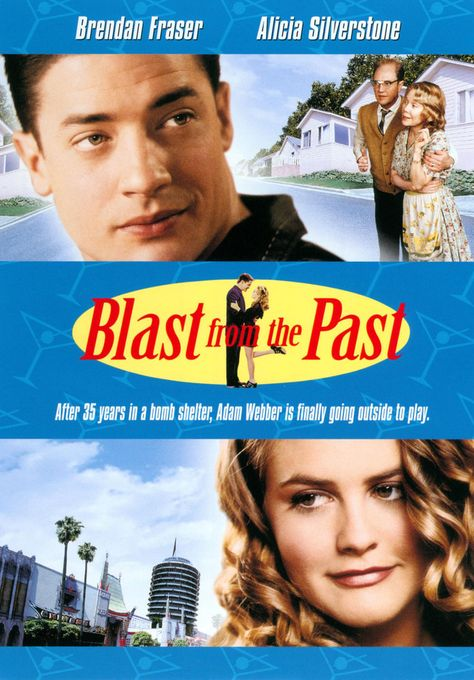 Blast from the Past [P&S] [DVD] [1999]