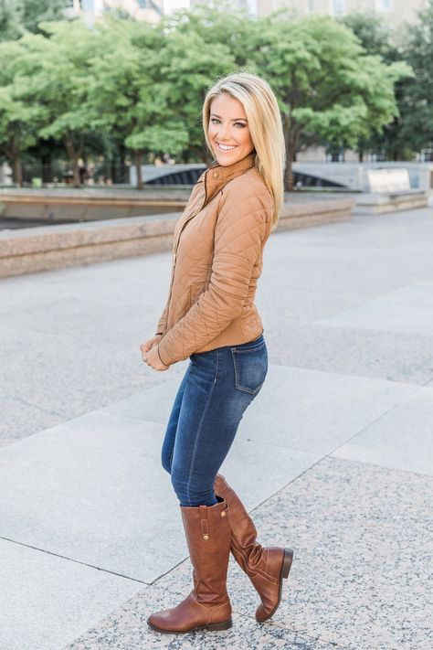 Everyone needs a fabulous jacket for breezy fall days - and we have your newest favorite!