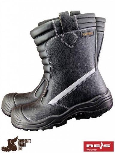 Buty Robocze Zimowe Bcu Boots Rain Boots Rubber Rain Boots