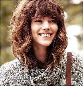 27+ Medium length thick curly hairstyles ideas