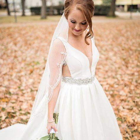 a4e16e5a71b5f Paulette Wedding Dress by Calla Blanche Bridal | Bride style | Vestidos