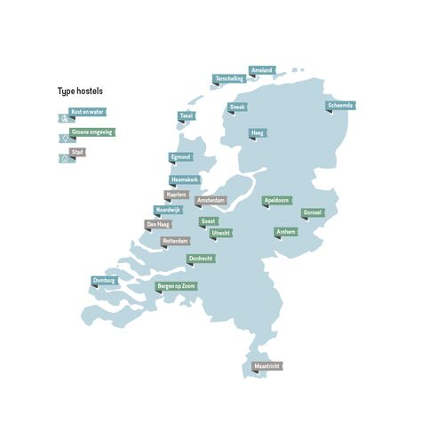 Alle Stayokay Hostels In Nederland Hostel Haarlem Stad