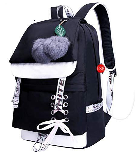 Chien Basenji Nopersonality Cartable Fille Sac /à Dos Teenager Enfant L/éger Sports Ecole Voyage Backpack pour /École Filles Gar/çons Scolaire Sac