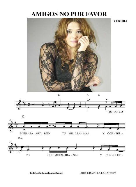 Amigos No Por Favor Yuridia Yuridia Andy Gibb Carole King