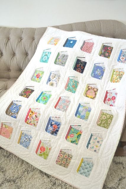 Cute Quilts, Scrappy Quilts, Baby Quilts, Quilting Projects, Quilting Designs, Quilt Design, How To Finish A Quilt, How To Quilt, Quilted Gifts