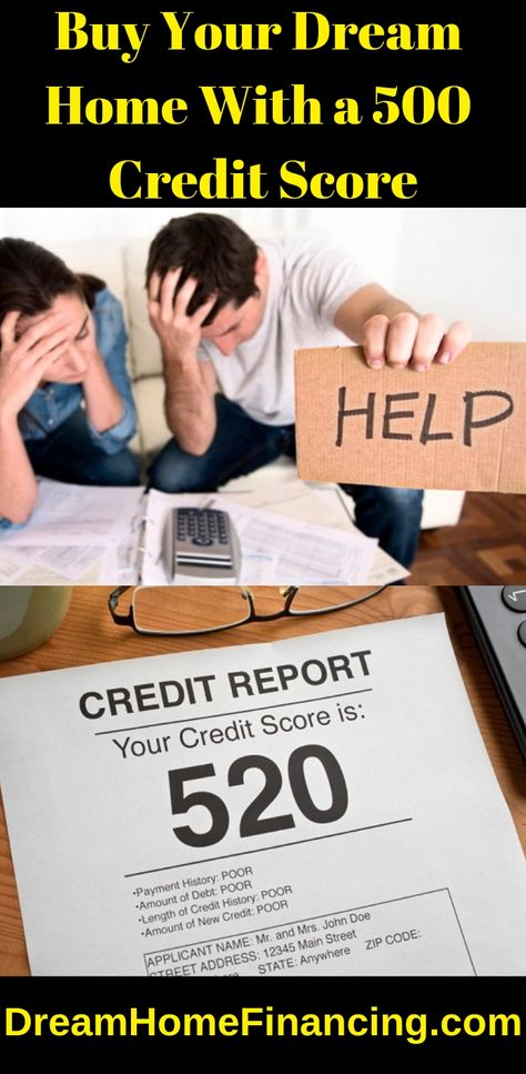 Buying a Home with Bad Credit