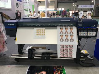 sublimation printer: Does the Epson Inkjet Printer Can