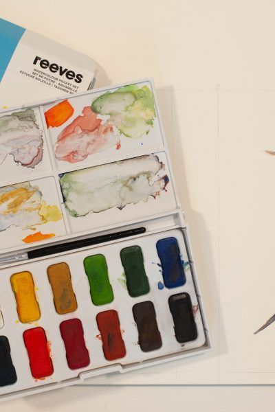 Learn To Paint Watercolor Try Simple Watercolor Painting Lessons