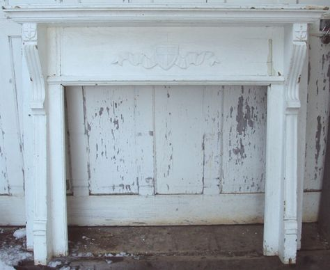 Oak Art Deco Mantel | Recycling the Past - Architectural Salvage