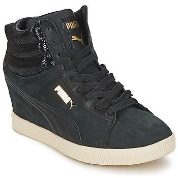 sneakers donna zeppa puma