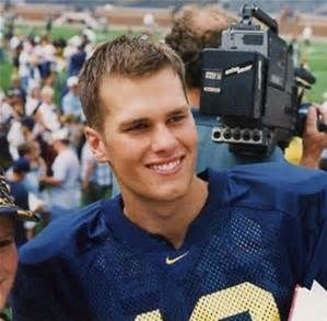 Tom Brady U Of Michigan Bing Images Tom Brady New England Patriots Patriots Fans
