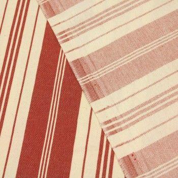 FREE P /& P. Voile en tissu-Rouge 280 cm de large