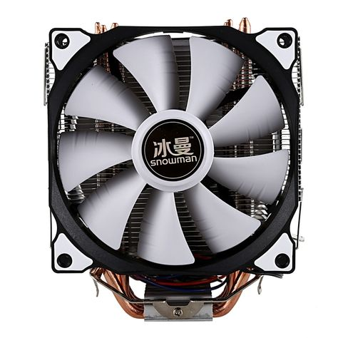 Shesnowman Cpu Cooler Master 5 Direct Contact Heatpipes Freeze