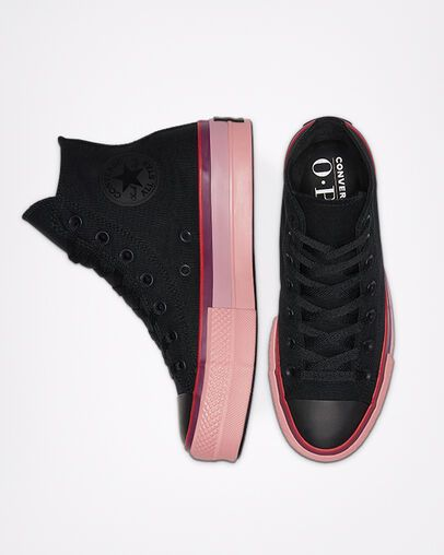 Converse x OPI Chuck Taylor All Star Platform High Top