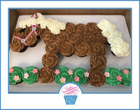 horse cake ideas ~ horse cake ideas _ horse cake ideas for boys _ horse cake ideas for girls birthdays _ horse cake ideas easy _ horse cake ideas for men _ horse cake ideas for girls easy _ horse cake ideas birthday Horse Birthday Parties, 3rd Birthday Cakes, Cowgirl Birthday Cakes, Birthday Ideas, Cupcake Party, Party Cakes, Cupcake Cakes, Horse Cupcake, Cowgirl Cakes