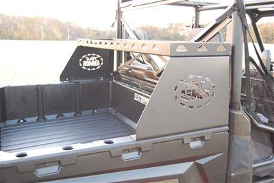 Polaris Ranger Small Rear Basket Storage Rack Mid Size Trail Armor With Images Polaris Ranger Storage Rack Storage Baskets