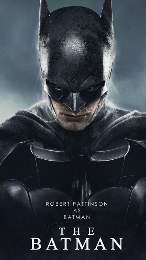The Batman 2022 Movie Poster 4K iPhone Wallpaper