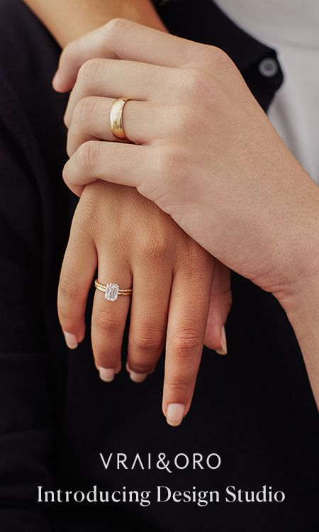 Dream Up A Custom Engagement Ring From The Comfort Of Your Couch