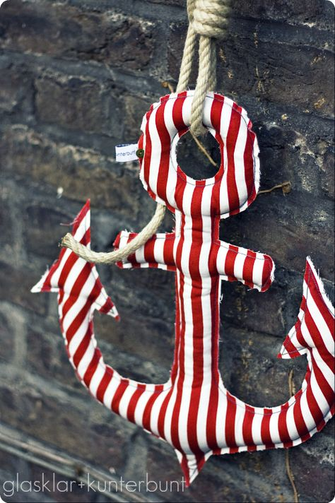 If we have a boy next I really want to do a nautical theme!
