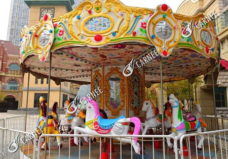 Carousel Ride For Sale Uk Carnee Kids Cheap Amusement Park