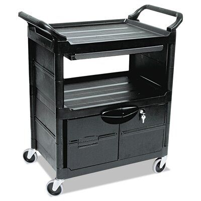 Rubbermaid Commercial Products 37 75 In 1 Drawer Utility Cart
