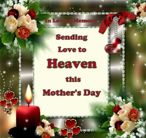 List Of Pinterest Mother Day Quotes In Heaven Sons Pictures