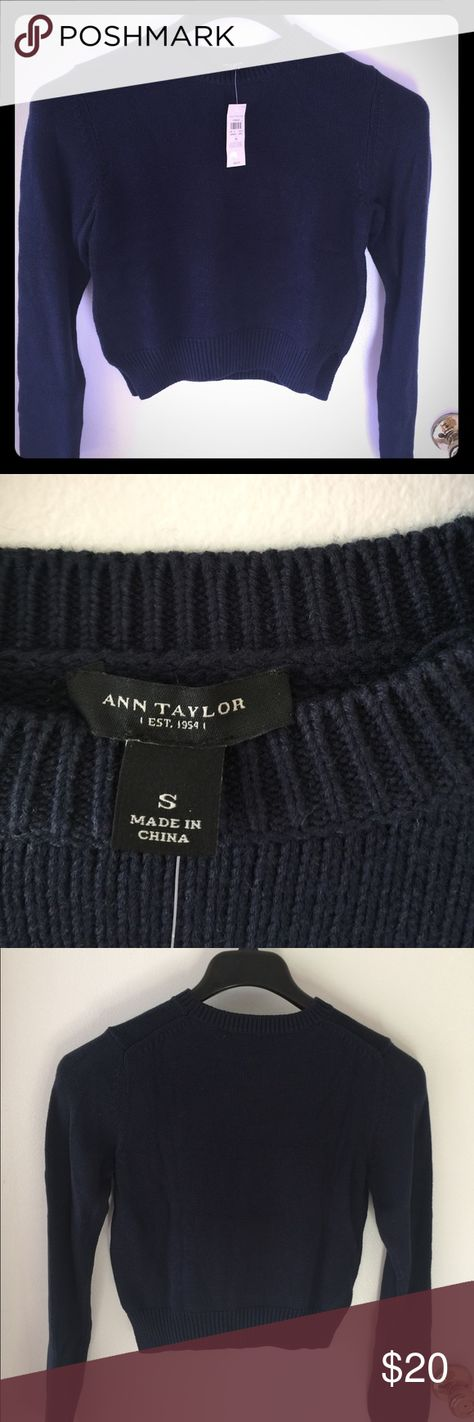 Ann Taylor Womens Sweater Us Size S Brand New Womens
