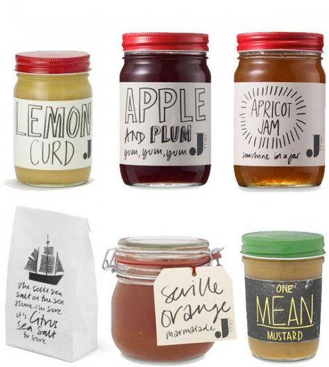 Jamie Oliver food packaging