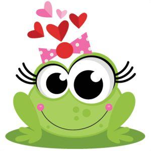 Girl Frog in Love - Available for FREE today only, Feb 8