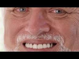 Harold Awkward Smile Meme Google Search In 2020 Smile Meme Memes Awkward