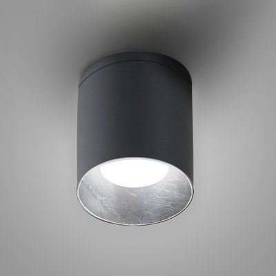 Zaneen Design Kone 1 Light Led Directional And Spotlight Drum Shade Design Ceiling Lights
