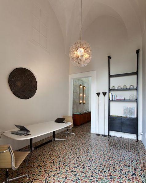 Palazzo Mongiò Dell Elefante Della Torre Study Terrazzo