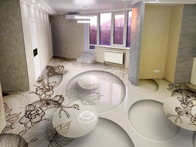 New 3d Flooring Designs And Floor Murals Among All The Flooring