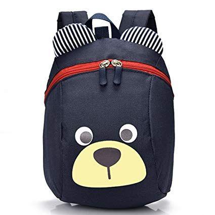 Children Kids Boys Girls Backpack School Bag Rucksack Kindergarten Shoulder Bags