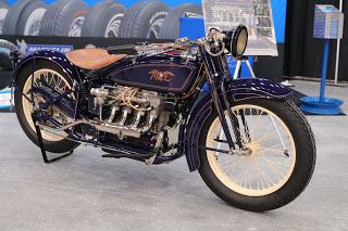 1922 Ace Four Sold For 156 750 At The 2019 Mecum Las Vegas Motorcycle Auction Henderson Motorcycle Motorcycle Motorcycle Museum