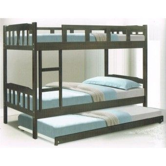 Twin Single Size Bunk Bed Black In 2018 44 Hillpark Pinterest