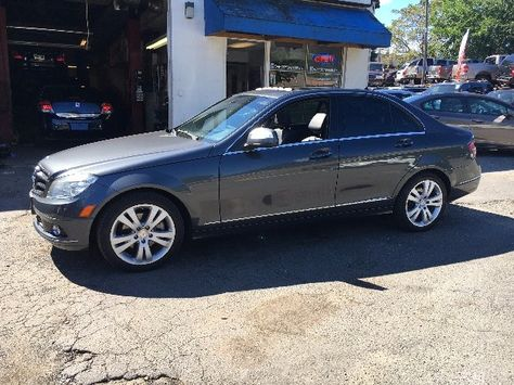 Check Out This 2009 Mercedes Benz C300 Sport 4matic Only 88k Miles