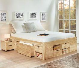 Schubkasten Doppelbett Oslo Bedroom Bed Design Bed Frame With